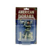 American Diorama - 1/18 - Figurines Pompier - 3 - 77461