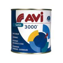 Avi - Peinture - satin - vert bambou - 0.5 L
