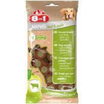 8in1 - Minis Beef et Apple 100gr pour chien