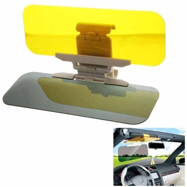 Wewoo - 2 en 1 Hd voiture anti-éblouissement éblouissante lunettes jour vision  nocturne conduite 38fdbdcb63dd