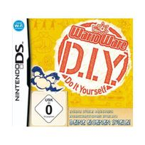 Nintendo - WarioWare: Do It Yourself import allemand