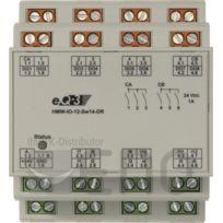 eQ-3 - HomeMatic 92011 Wired Rs485 I/O-Modul 12 Eingänge 14 Ausgänge Hmw-io-12-Sw14-DR