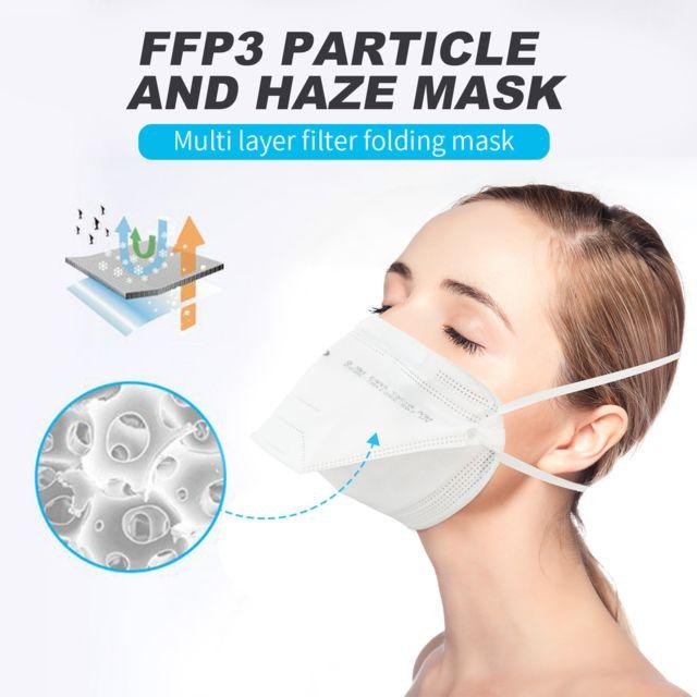 masque antivirus jetable