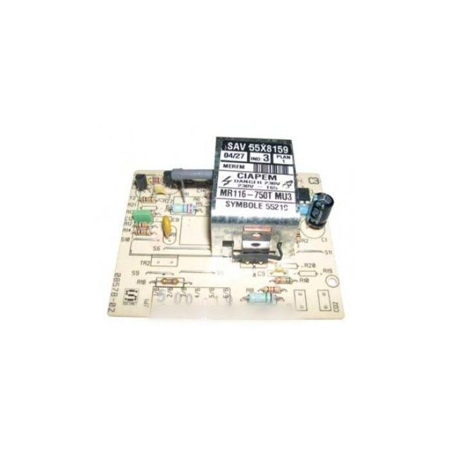 Vedette - Module de puissance mr116 pour lave linge