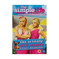 20th Century Fox - Simple Life 1-5 Complete Collection Import anglais
