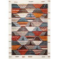 Esprit - Tapis Modern Berber pour votre salon par WeconHome - Couleur - Multicolor, Taille - 80 x 150 cm