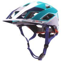 SixSixOne - Evo Am - Casque - Bleu pétrole