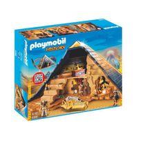 Playmobil - Pyramide du pharaon - 5386