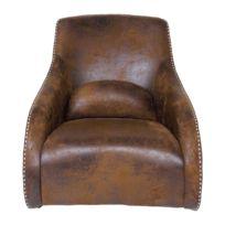Karedesign - Fauteuil à bascule Rocking Chair Swing Ritmo Vintage Kare Design