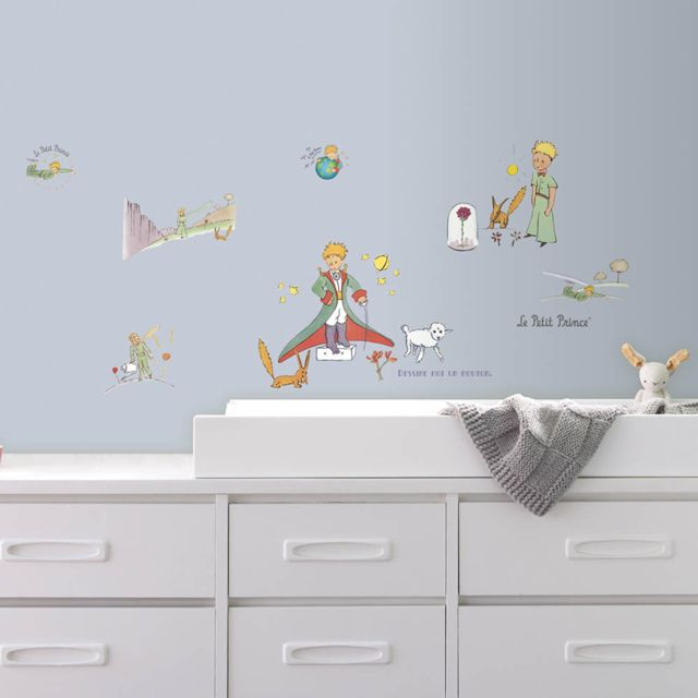 Stickers Petit Prince - Achat Stickers Petit Prince Pas Cher