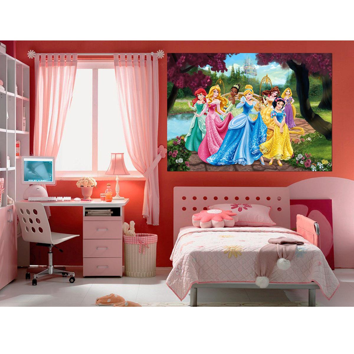 bebe gavroche  poster xxl château princesse disney