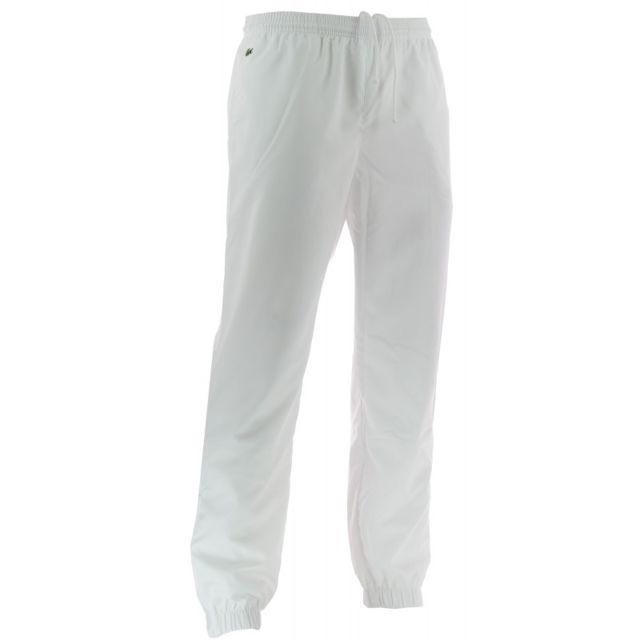 b0bd73afce8 Lacoste - Pantalon de survêtement - Xh120T-00001 - pas cher Achat   Vente  Survêtement homme - RueDuCommerce