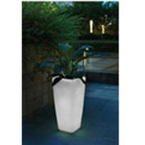 Home sweet lights - Cache-pot Led - H. 70 cm
