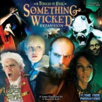 Flying Frog Productions - Jeux de société - A Touch of Evil : Something Wicked