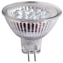 Electris - Ampoule forme spot , Mr16, 20 Led