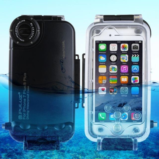 coque iphone x etanche pour plongee