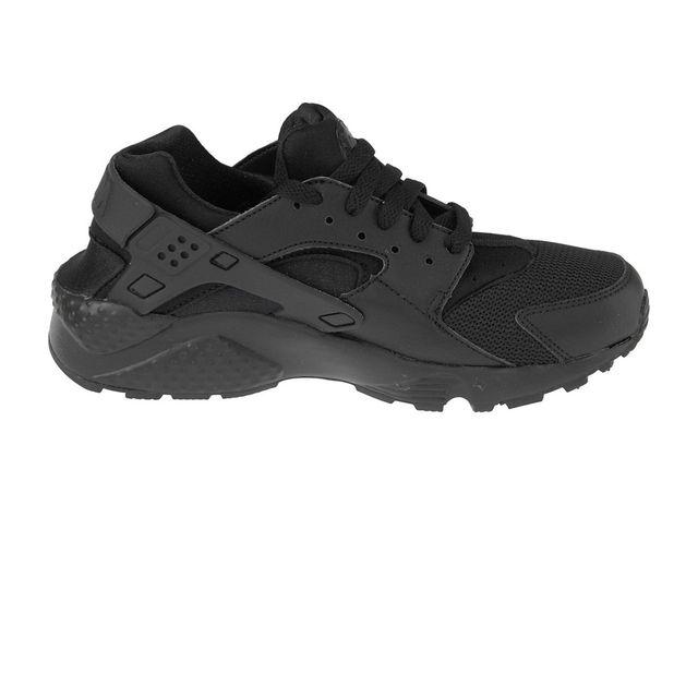 wholesale dealer f0351 aea56 Nike - Chaussures Huarache Run Black e17 - pas cher Achat   Vente Baskets  enfant - RueDuCommerce