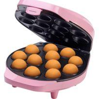 Bestron - Appareil à Cake Pop Sweet Dreams Dcpm12 Rose