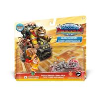 Activision - Figurines Turbo Charge Donkey Kong + Barrel Blaster Skylanders Superchargers