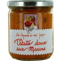Lucien Georgelin - Purée de Légumes Anciens Patates Douces et Marrons 390g