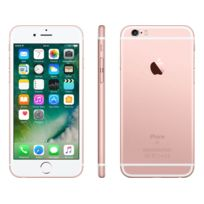 iPhone 6S - 128 Go - MKQW2ZD/A - Or Rose