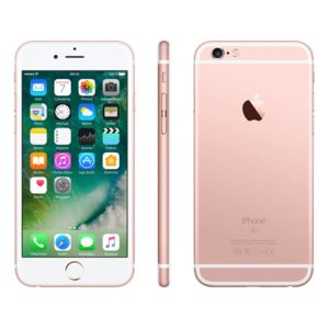 apple iphone 6s 16 go or rose achat cuiseur vapeur. Black Bedroom Furniture Sets. Home Design Ideas