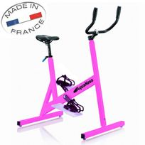 Aquaness - vélo aquatique de piscine rose - v3 rose