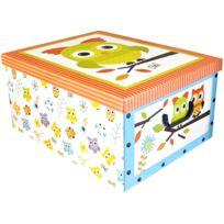boite rangement enfant achat boite rangement enfant pas cher rue du commerce. Black Bedroom Furniture Sets. Home Design Ideas