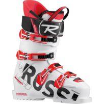 Rossignol - Chaussures De Ski Hero World Cup Si 110 Medium Blanc Homme