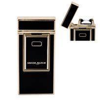 Silver Match - Briquet Arc électrique silvermatch noir/doré