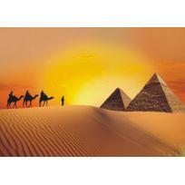Bebe Gavroche - Caravan in desert, photo murale, 360x255 cm, 4 parts