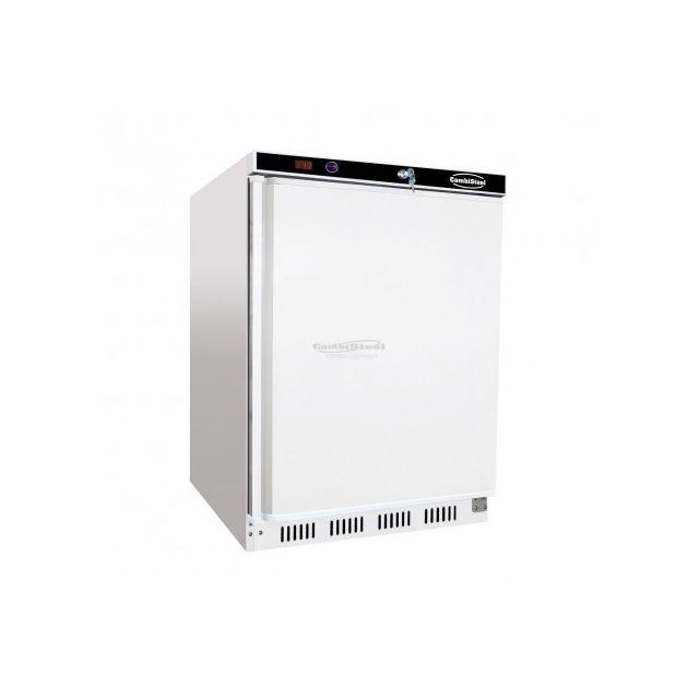 Combisteel Mini armoire réfrigérée Positive 130 l R600A 1 Porte Pleine