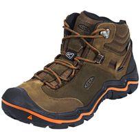 Keen - Wanderer Mid Wp - Chaussures - marron