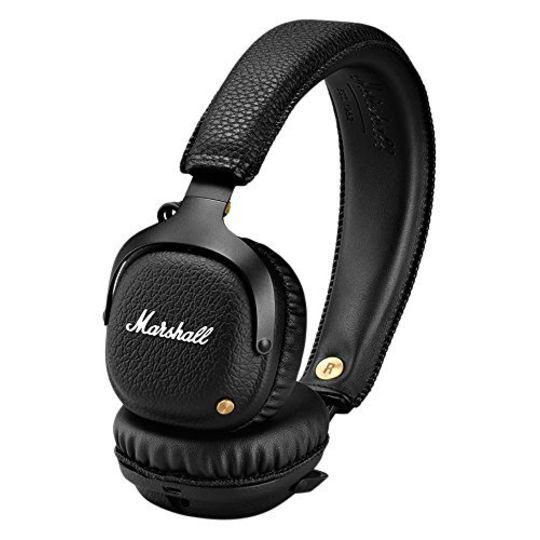 Marshall Mid Bluetooth Noir Casque Sans Fil Pas Cher Au Meilleur Prix