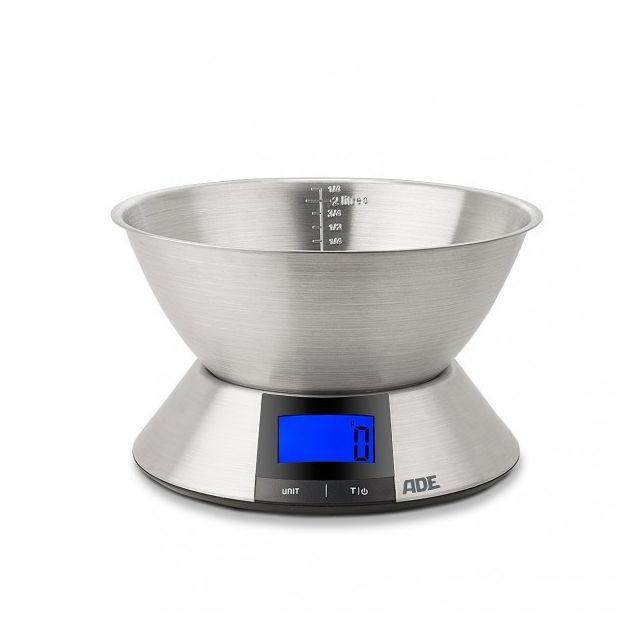 Ade Balance De Cuisine 5 Kg Avec Bol Hanna Ke1702 Pas Cher Achat