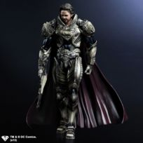 Superman - Man Of Steel Play Arts Kai figurine Jor-El 25 cm