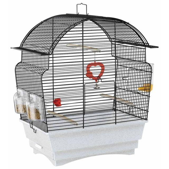 Ferplast Cage à oiseaux Rosa 46,5 x 28 x 54 cm 52015817