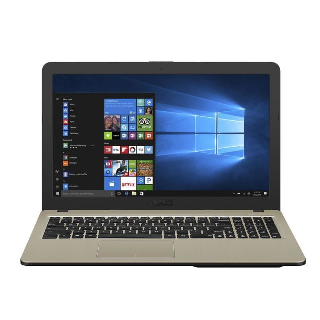 ASUS 15,6'' HD - Intel Core i3-5005U - Sata 1T - Ram 4 Go - NVIDIA GeForce 920 M - Windows 10