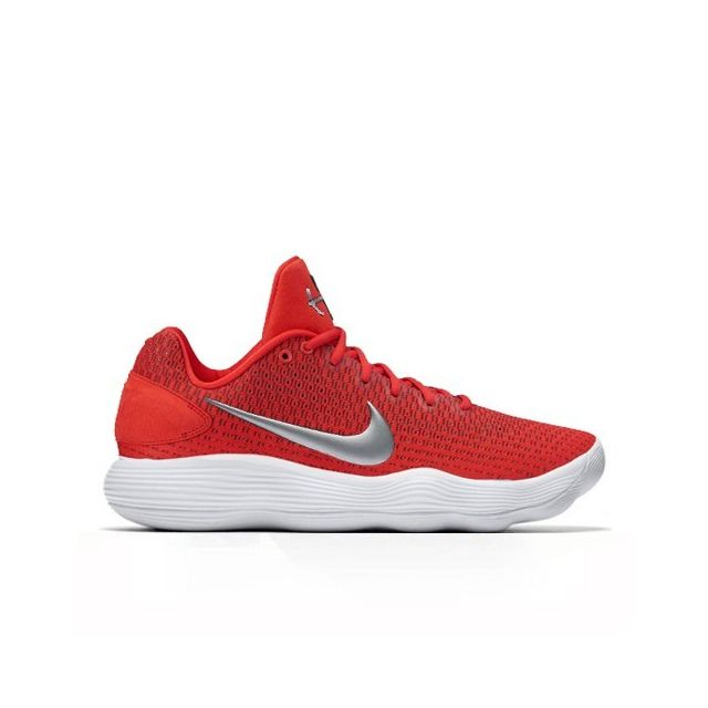 Nike Chaussure de Basketball Hyperdunk 2017 low rouge pour