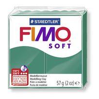 Dtm Loisirs Creatifs - Fimo - Pâte Fimo soft vert sapin 57 g