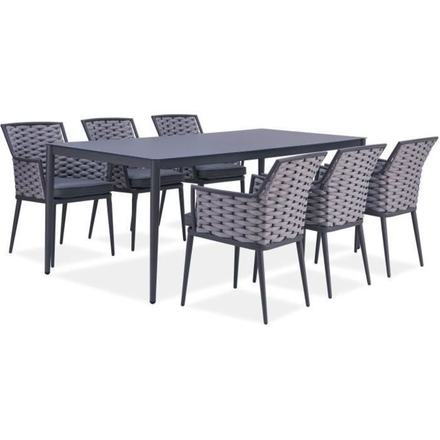 Marque Generique Salon De Jardin Ensemble Table Chaise