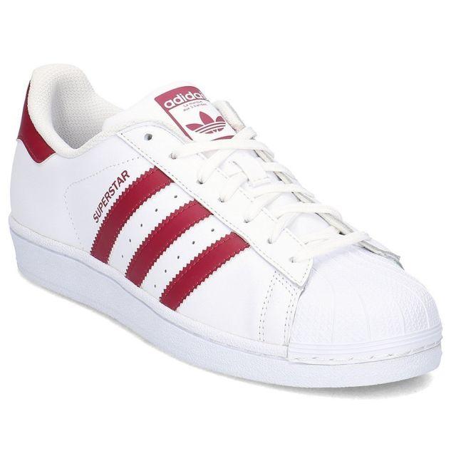 Adidas - Originals Superstar Bordeaux - 4