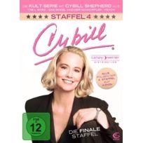 Sunfilm Entertainment - Cybill - Season 4 IMPORT Allemand, IMPORT Coffret De 4 Dvd - Edition simple