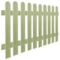 5 x clôture Couvercle-d-st16-3036657-Gris-Neuf