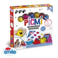 Aby Smile - Jeu de plateau Monsieur Madame : Picmi