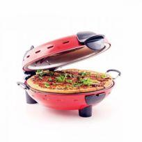 Beneo - Four à pizza Richard Bergendi Stonebake Pizza Oven, Pizzamaker, Rouge