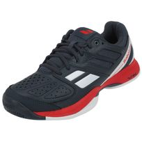 Babolat - Chaussures tennis Pulsion ac anth/rge Gris 43109