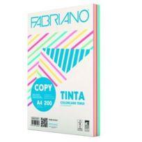 Creative World Of Crafts Ltd - Creative World Of Crafts Tinta Bloc De 100 Feuilles De Papier De Couleur Multicolore 200 G/M² Format A3