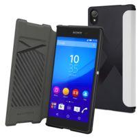 Made For Xperia - Mfx Etui Easy Folio Blanc Pour Sony Xperia Z5