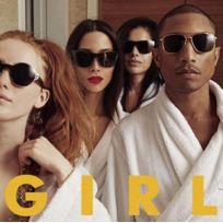 - Pharrell Williams - Girl Boitier cristal